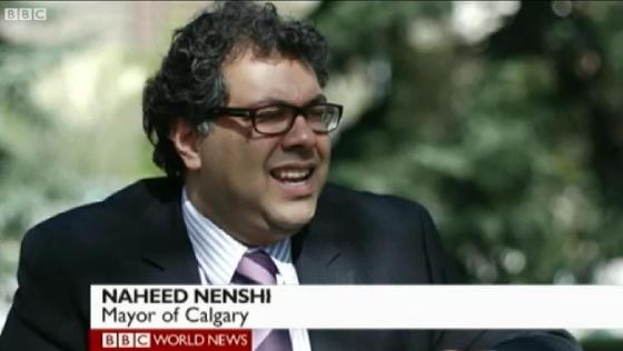 Calgary Mayor